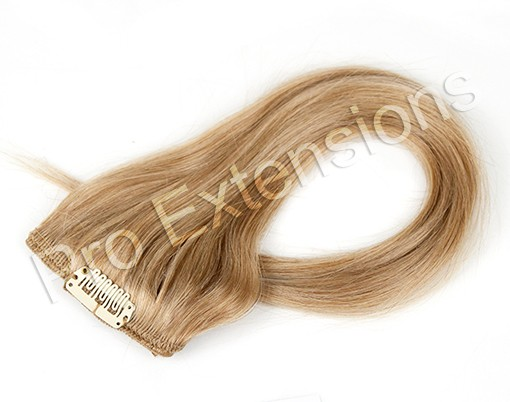14 Inch Clip on Hair Extensions