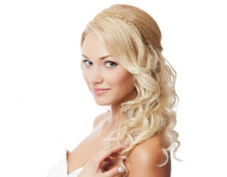 Braided Tiara Hair Extensions